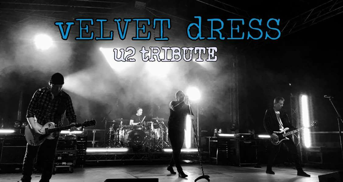 19 Gen. Velvet Dress – Tribute U2